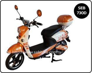 จักรยานไฟฟ้า SEB-730D