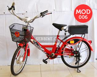 จักรยานไฟฟ้า MOD006