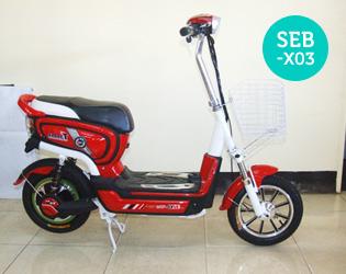 จักรยานไฟฟ้า SEB-X03