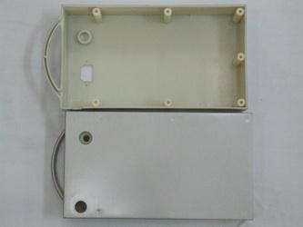 กล่องแบตเตอรี่สำหรับใส่แบตเตอรี่ 2 ก้อน แบบสั้น