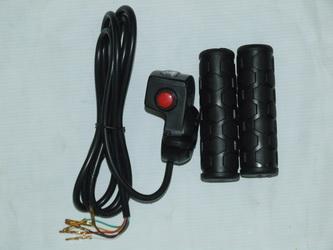 ชุดคันเร่งแบบกด มีมิเตอร์วัดไฟฟ้าในตัว แบบ B