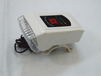 ชุดโวลท์มิเตอร์ และไฟหน้า 24V ดัดแปลง